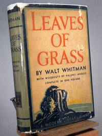 Leaves of Grass [Modern Library Giant] by Walt Whitman - Hardcover - Reprint.  - 0 - from Henniker Book Farm and Biblio.com