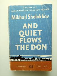 And Quiet Flows the Don by  Mikhail Sholokhov - Paperback - First Edition thus - 1966 - from BookRanger and Biblio.co.uk