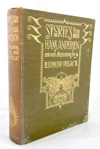 image of Stories from Hans Andersen with illustrations by Edmund Dulac