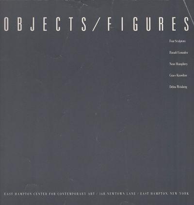 East Hampton: East Hampton Center For Contemporary Art, 1989. First Edition. Soft cover. Good. Squar...