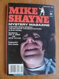 image of Mike Shayne Mystery Magazine January 1983 Vol. 47 No. 1