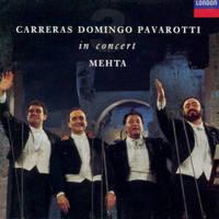 image of Carreras Domingo Pavarotti in Concert