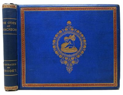 London: John Camden Hotten, Piccadilly, 1869. 1st edition thus. Original blue publishers cloth with ...