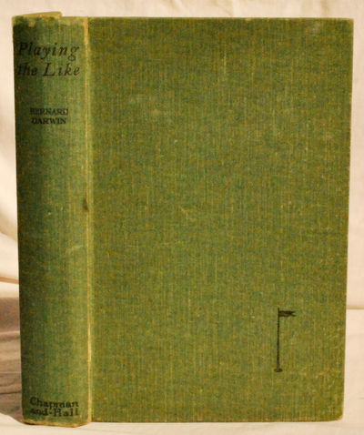 London: Chapman & Hall, Ltd, 1934. First Edition. Hardcover. Very Good. FIRST EDITION. 8vo. xii, 247...