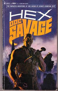 Hex: Doc Savage # 37
