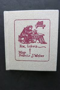 image of A BIBLIOGRAPHY OF CALIFORNIA'S MINIATURE MISSION BOOKS