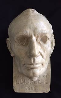 ABRAHAM LINCOLN LIFE MASK FROM THE RAAB COLLECTION