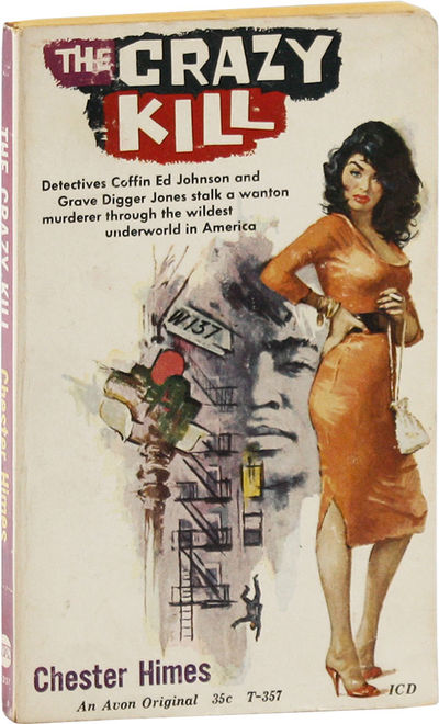 New York: Avon Book Division, 1959. First American Edition. First Printing. Octavo (18cm); pictorial...