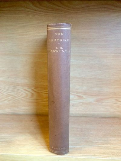 London: Martin Secker, 1923. First Edition, First Printing. Hardcover. Octavo, 255pg; VG-/-; spine c...