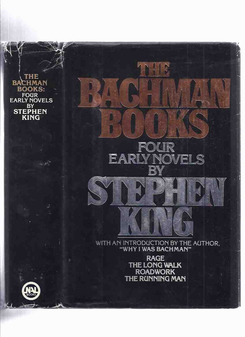 The Bachman Books four early novels by Stephen King 1985 book club edition