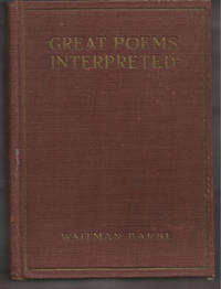 Great Poems Interpreted