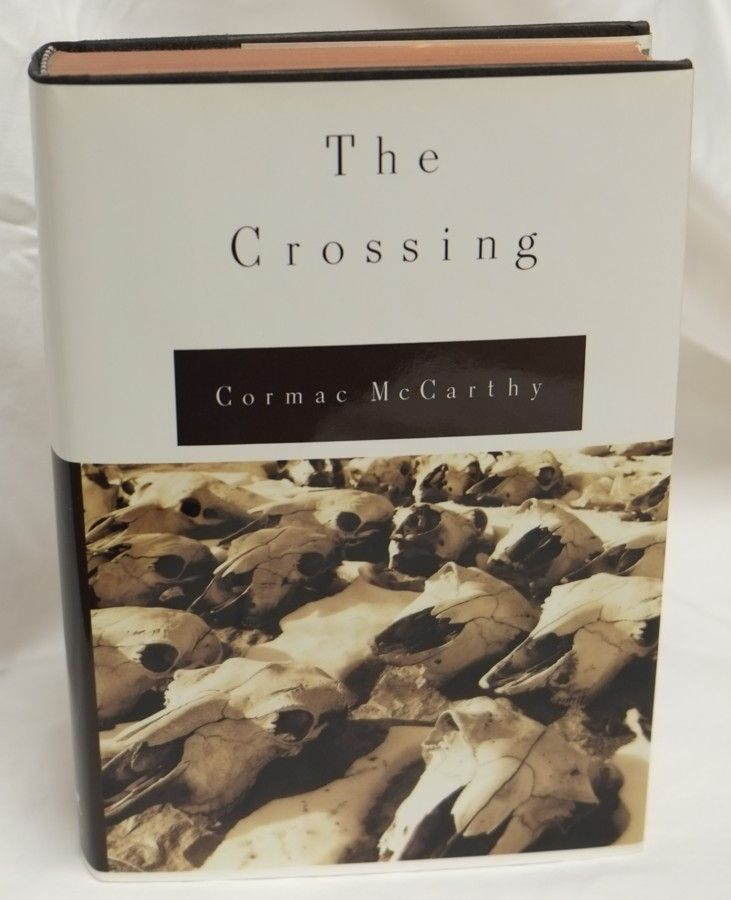an examination of the novel the crossing by cormac mccarthy Written by cormac mccarthy, narrated by richard poe download the app and start listening to the crossing today - free with a 30 day trial keep your audiobook.