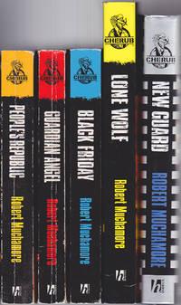 CHERUB Complete Series 2 (Books 13-17)