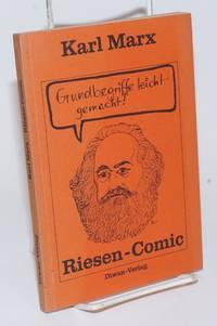 image of Karl Marx Riesen-Comic. Grundbegriffe leicht gemacht