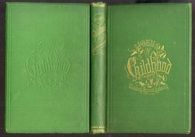 New York: James Miller, 1867. First Edition. Hardcover (Original Cloth). Very Good Condition. Hennes...