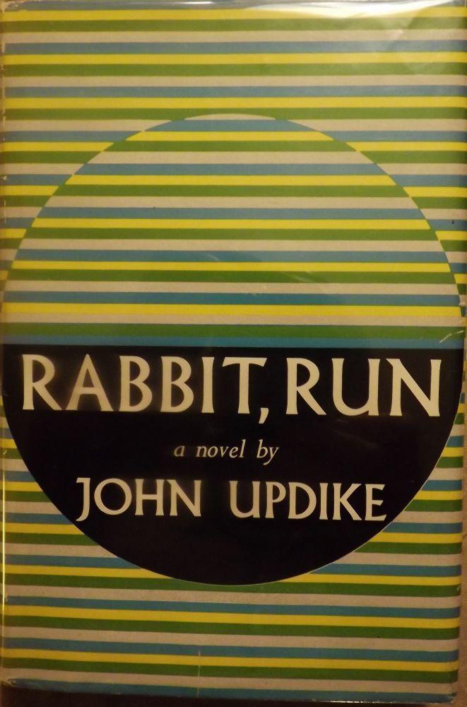 "john updike rabbit run essays Through the four novels whose titles bear his nickname — ""rabbit, run,"" ""rabbit redux wood in an essay, ""john updike's."