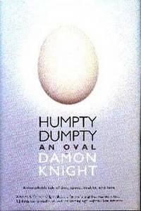 image of HUMPTY DUMPTY: AN OVAL