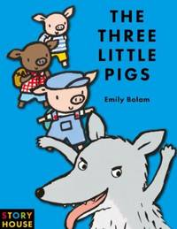 The Three Little Pigs - Second Hand Books