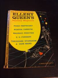 Ellery Queen's Mystery Magazine, January, 1960, Volume 35, Number 1