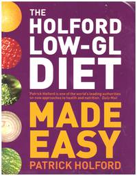 image of THE HOLFORD LOW -GL DIET Made Easy