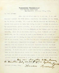 Typed Letter Signed with Autograph Additions [TLS]