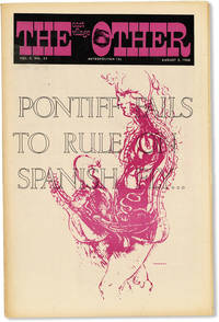 image of The East Village Other - Vol.3, No.35 (August 2, 1968)