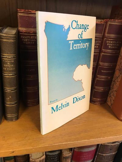 Lexington, KY: Callallo Poetry Series, 1983. First Edition. Softcover. Octavo, 62 pages; VG; white s...