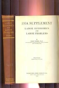 Labor Economics And Labor Problems