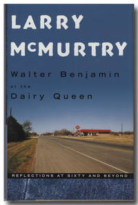 image of WALTER BENJAMIN AT THE DAIRY QUEEN REFLECTIONS AT SIXTY AND BEYOND