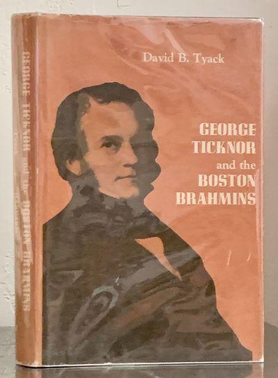 Cambridge: Harvard University Press, 1967. 1st edition. Black cloth binding. Dust jacket. VG+/VG (pc...