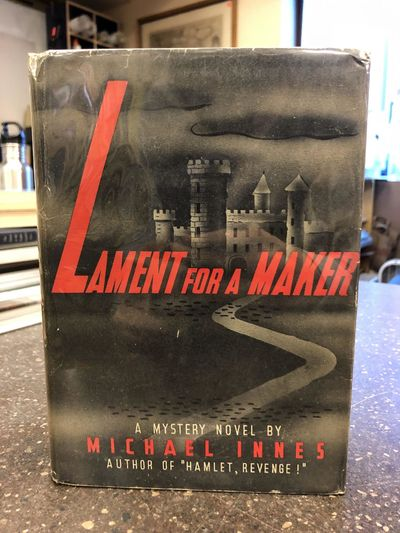 New York: Dodd, Mead & Company, 1938. First US Edition, First Printing. Hardcover. Octavo, 278 pages...