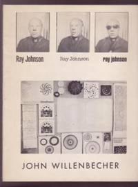 image of Ray Johnson, John Willenbecher