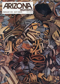 ARIZONA HIGHWAYS : February 1974, Volume L (50), No 2