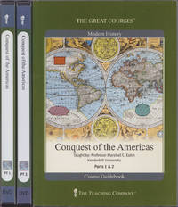 Conquest of the Americas (The Great Courses, 888, DVD)