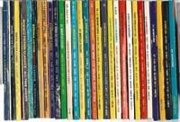 """SCIENCE FICTION (ADVENTURES(S)) (CLASSICS)"" 29 ISSUE SET: 1967 # 1, 2, 3 / 1968 # 4, 6 / 1969 # 7, 8 / 1970 # 12 / 1971 # 13, 14, 15 / 1972 # 16, 17, 18, 19, Sep, Nov / 1973 & 1974 Jan, Mar, May, July, Sep, Nov"