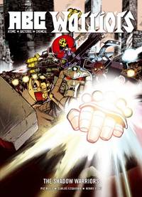 image of ABC Warriors: Shadow Warriors