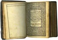 [Anonymous], An Actual Report of the Origin of the Disputes in Religious Matters between the Protestant Churches (in German); RATRAMNUS OF CORBIE, On the Body and Blood of the Lord (in German translation); and other texts; manuscript on parchment, in German