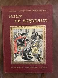 image of Les Aventures de Huon De Bordeaux