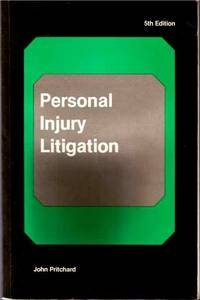 Personal Injury Litigation