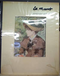 Edouard Manet:  Watercolors and Pastels