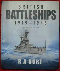 British Battleships 1919 - 1945