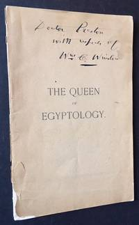 The Queen of Egyptology (Amelia B. Edwards)