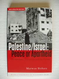 image of Palestine/Israel : Peace or Apartheid  -  Occupation, Terrorism and the Future