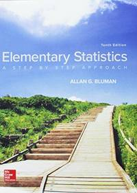 Package: Loose Leaf for Elementary Statistics: A Step by Step Approach with Connect Math Hosted by ALEKS Access Card