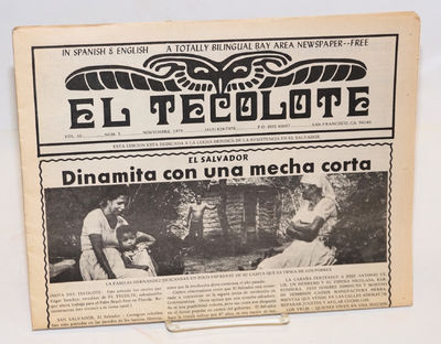 ABAA | El Tecolote: in Spanish and English - a totally