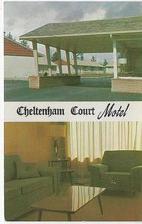 CHELTENHAM COURT MOTEL, VICTORIA, BRITISH COLUMBIA