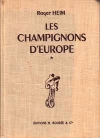 image of Les Champignons d'Europe