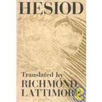 image of Hesiod: The Works and Days, Theogony, the Shield of Herakles