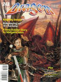 Dragon Magazine #243 by TSR - Dragon Magazine #243 - 1998 - from Stevens Collectibles and Biblio.com