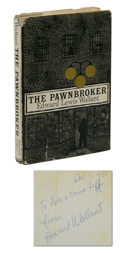 New York: Harcourt, Brace and Company, 1961. First Edition. Near Fine/Very Good. First edition. Sign...